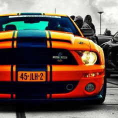 Wow! Ford Shelby GT500 Super Snake