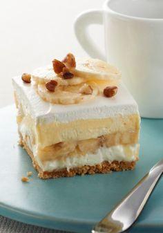 """Banana Split """"Cake"""""""