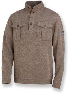 Men's Merrell Mattapan Shirt has rugged good looks.