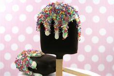 How to Make Summer Popsicle Cake Pops • CakeJournal.com