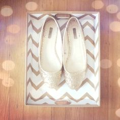 favorite shoes #glitter #goldshoes  photo by Kelly Anne Moore