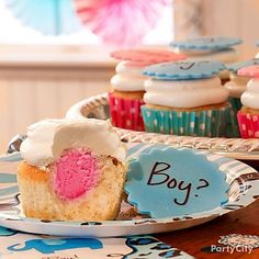 Gender Reveal Party Baby Shower Ideas - Party City