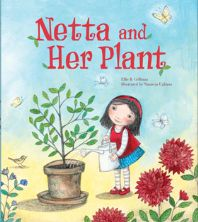Netta and Her Plant Ellie Gelman Dates & Almonds (4 to 5 Years) http://pjfor.me/netta-and-her-plant