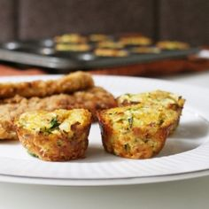 Zucchini Tots- will have to try these... anything to get my kids to eat more veggies!