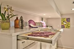 traditional laundry room by Total Spaces Design
