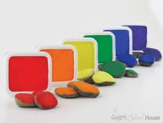 Rock Games for Kids Learning Colors
