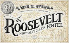 Roosevelt Alternate by Ben Didier