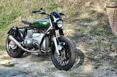 Greight Sartoria Meccanica - Pin by Corb Motorcycles #motorcycles #bobber #motos | caferacerpasion.com