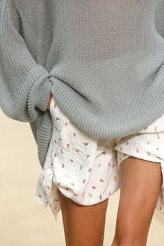 Chloé light Spring knits 2014