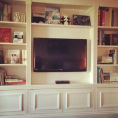Built in tv