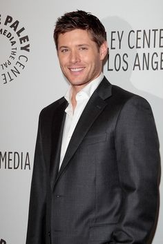 Supernatural hotties at Paley Fest