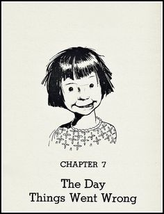 Why don't you turn on the dawnzer? by beans don't burn on the grill, via Flickr | Illustrator: Louis Darling | #children #books #illustrated