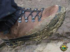 A muddy hike in Slovenia