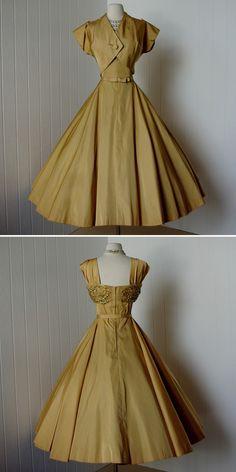 1950's lovely dress
