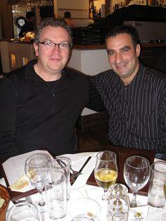 Terry Krejzl and Wayne Youkhana