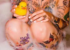 sexy tattoos inked tattoo ink Alternative suicide girls body art body mod not my photo inked girls tattoo blog inked ladies my+post inked do...