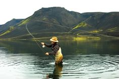 flyfishing. want to try this sometime in my life