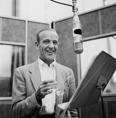 """Fred Astaire - Albums: 1 Singles: 6 First induction: """"The Way You Look Tonight"""" (1998) Most recent: """"Top Hat, White Tie And Tails"""" (2008)"""
