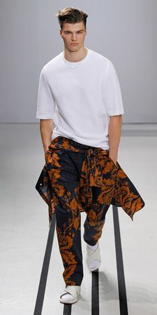 Brave Men Wanted.  3.1 PHILLIP LIM | MENS SPRING/SUMMER 2013 | READY TO WEAR