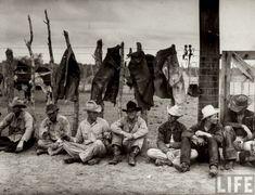 Lubbock, TX, 1940 – Matador, A Texas Ranch