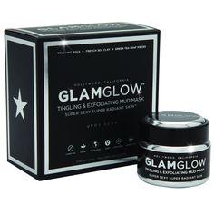 product, glamglow mud, glam glow mud mask, facial masks, exfoli mud
