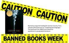looking for alaska, ban book