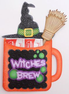 Witch's Brew Hot Chocolate Recipe — Dishmaps