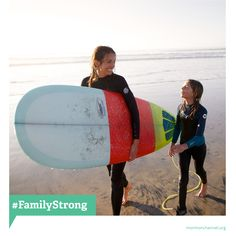 We all strengthen our families in different ways. Sharing hobbies, beliefs and interests can help our families stick together. How do you keep your #FamilyStrong?
