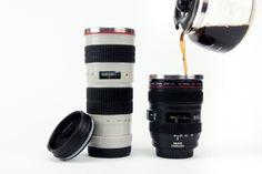 Canon lens MUG !!