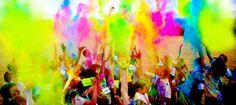 Color race...