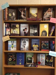 A fantastic article about creating and managing a High School classroom library