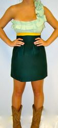 USF Game Day Dress <3