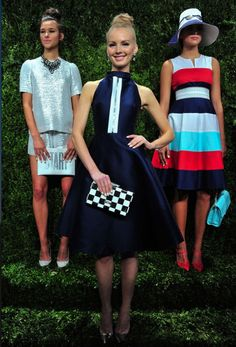 spring2014, fashion weeks, woman fashion, runway, spade spring