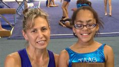Get inspired by this 11-year-old blind gymnast: 'I like who I am'