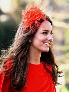 peopl, duchess of cambridge, queen, katemiddleton, red hats