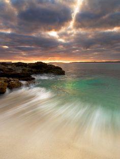 Hyams Beach, Jervis Bay, Australia ♥ ♥ www.paintingyouwithwords.com