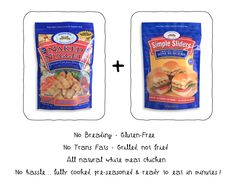 Shed the Bread ... #glutenfree chicken