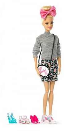 Fash-pack #Barbie! B