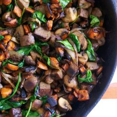 Sweet Potato Mushroom Thanksgiving Stuffing .. BETTER than BREAD! Holy YUM <3 #GlutenFree #Thanksgiving #recipe