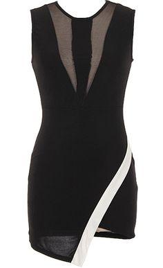 Modern Boss Dress by Rickety Rack