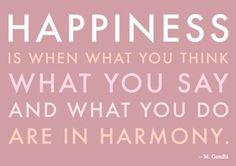 word of wisdom, being happy, thought, inner peace, happiness quotes, inspirational quotes, pink, beauty, blog