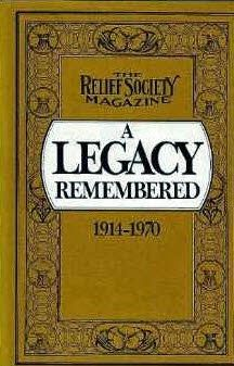 Gena's Genealogy: Telling HerStory 2014 Meets Church Record Sunday: Relief Society Magazine. #WomensHistoryMonth #genealogy