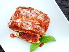 {Moosewood Monday} Eggplant Parmesan and a Blog Hop