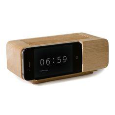 iPhone 'Alarm Dock'