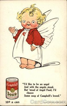 Campbell's Soup Kid ad. - Grace Wiederseim Advertising