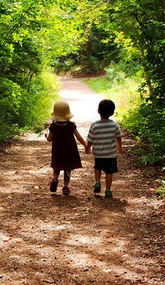 walk with me * X ღɱɧღ