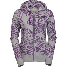 "The North Face Quilley Full-Zip Hooded Sweatshirt - Women's    ""Hoodie love."" - Stephanie Nixon"