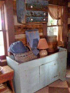 .love the dry sink! :)