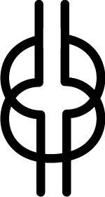 Nyansapo - Symbol of wisdom, ingenuity, intellegence and patience