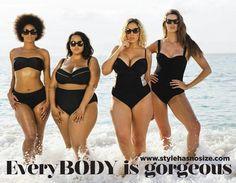 everyBody is gorgeous, diversity, curvy